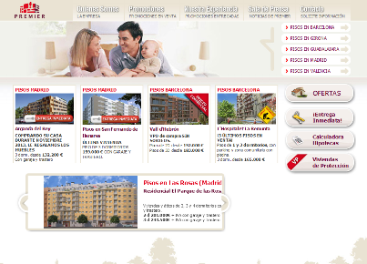 Promociones Inmobiliarias Madrid
