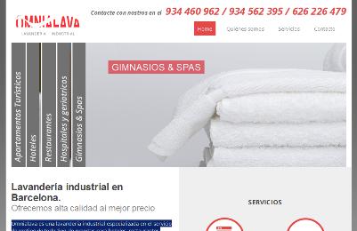 lavanderia industrial Omnia Lava
